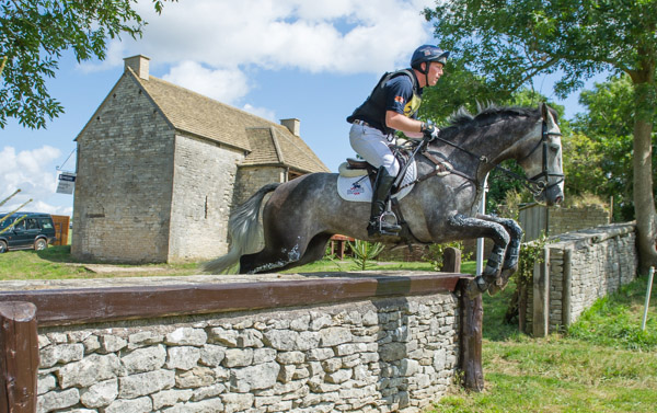 Oliver Townend and Shearwater Touchingwood