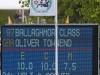 Ballaghmor Class score board © Trevor Holt