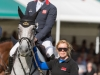 Oliver Townend and Ballaghmor Class, prize giving © Trevor Holt