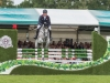Oliver Townend and Ballaghmor Class, showjumping phase © Trevor Holt