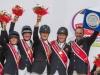 Team GB: Oliver, Ros, Tina & Nicola