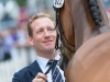 Oliver Townend  and Cooley Master Class, final horse inspection © Trevor Holt