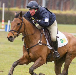 Oliver Townend and Cooley SRS