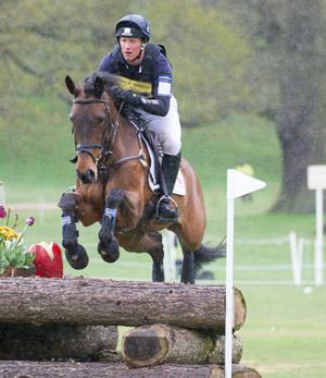 Oliver Townend and Garrybritt Daisy