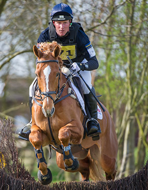 Oliver Townend and Colonel Joe