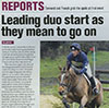 Eventing April 2007