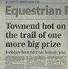 Yorkshire Post 28.10.09