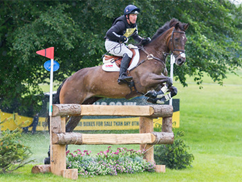 Oliver Townend and ODT Ghareeb