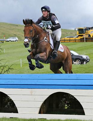 Oliver Townend, Bandit King, CIC** Barbury International  2014