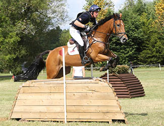 Oliver Townend and LCC Cooley, Aston,  2014