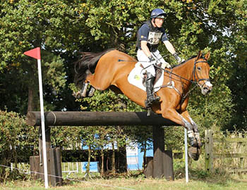 Oliver Townend and Cooley SRS,  7 YO Championships, Osberton 2014