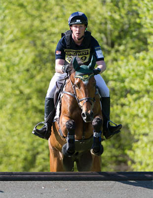 Oliver Townend and Cooley Masterclass