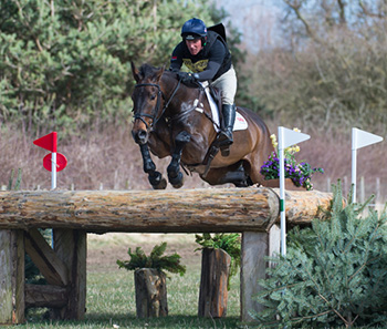 Oliver Townend Riding Skyhills Cavalier