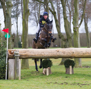 Oliver Townend riding ODT Ghareeb