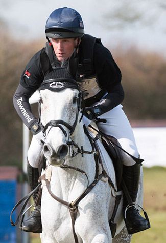Oliver Townend (GBR) riding Ballaghmor Class