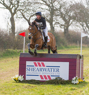 Oliver Townend Riding Cooley Master Class