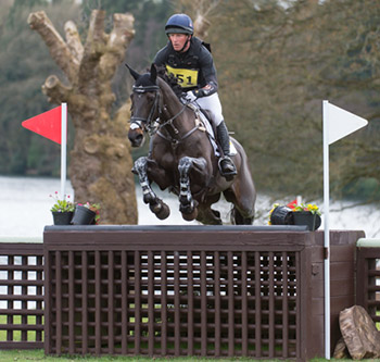 Oliver Townend riding MHS King Joules King Joules