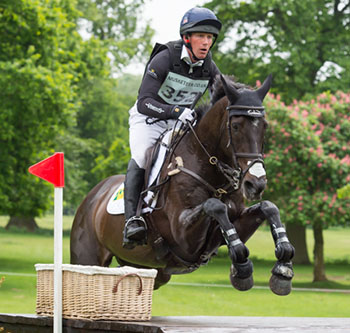 Oliver Townend (GBR) riding MHS King Joules