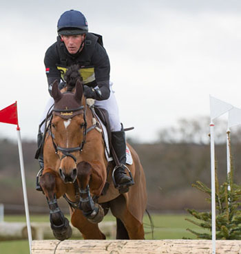 Oliver Townend (GBR) riding Ulises
