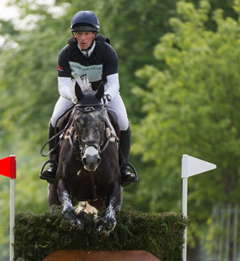 Oliver  Townend (GBR) riding  Shearwater Sportsfield