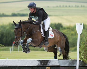 Oliver Townend (GBR) riding Skyhills Cavalier