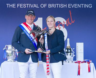 Festival of British Eventing, Gatcombe Park, Minchampton, Gloucestershire, England, 7th August 2016
