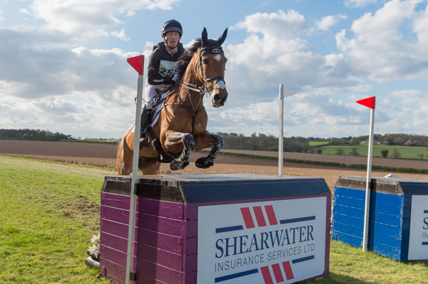 OLIVER TOWNEND (GBR) RIDING COOLEY MASTER CLASS