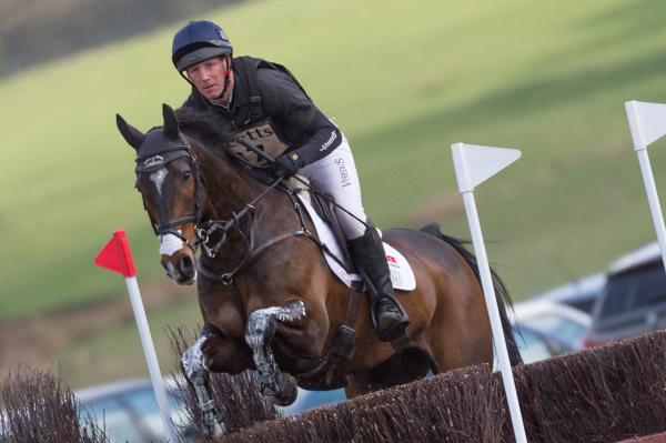 OLIVER TOWNEND (GBR) RIDING  SAMUEL THOMAS II